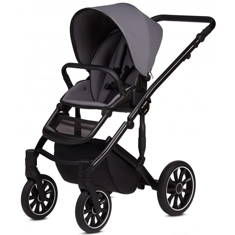 Fotelik BabySafe Saluki ISOFIX 15-36 kg