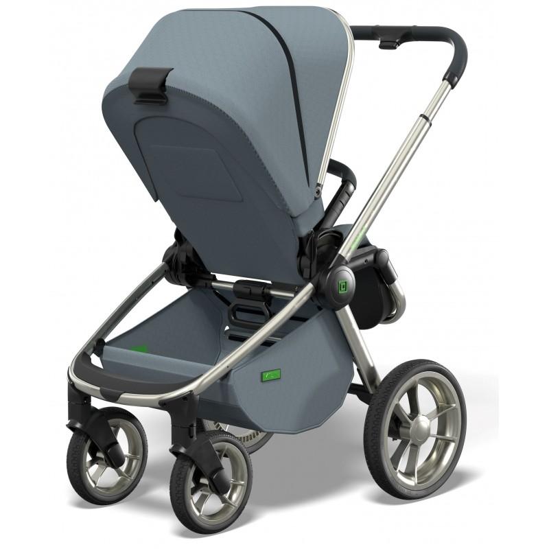 Axkid Modukid Infant fotelik samochodowy + Baza Isofix 0-13 kg