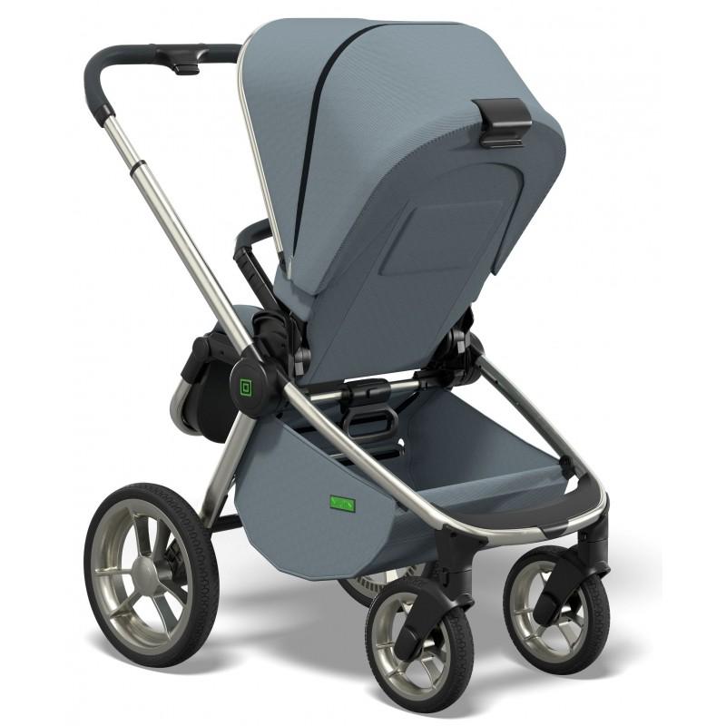 Fotelik AXKID Modukid Infant + Baza Isofix 0-13 kg