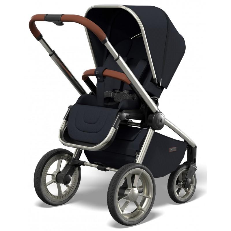 Babyactive Musse + Maxi Cosi Cabrio Fix Wózek dzieicęcy 3w1