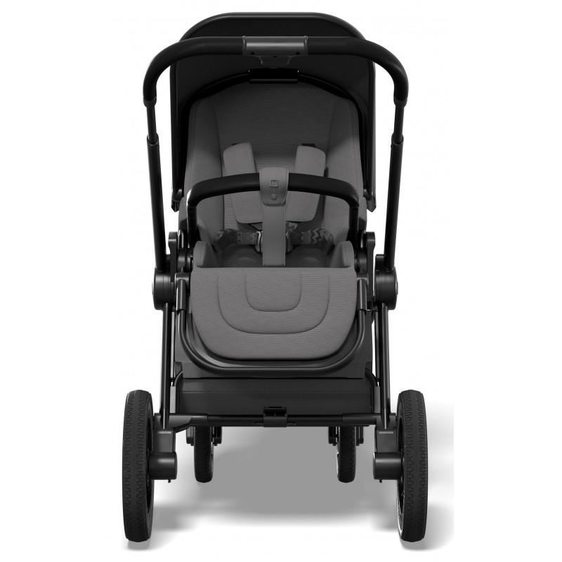 Babyactive Mommy Glossy + Cybex Aton 5 + Base 2-Fix Wózek dziecięcy 4w1