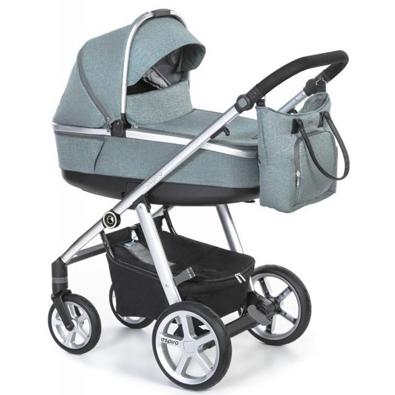 Babyactive Mommy Spring Summer + Kite+ + Baza Wózek  dziecięcy 4w1