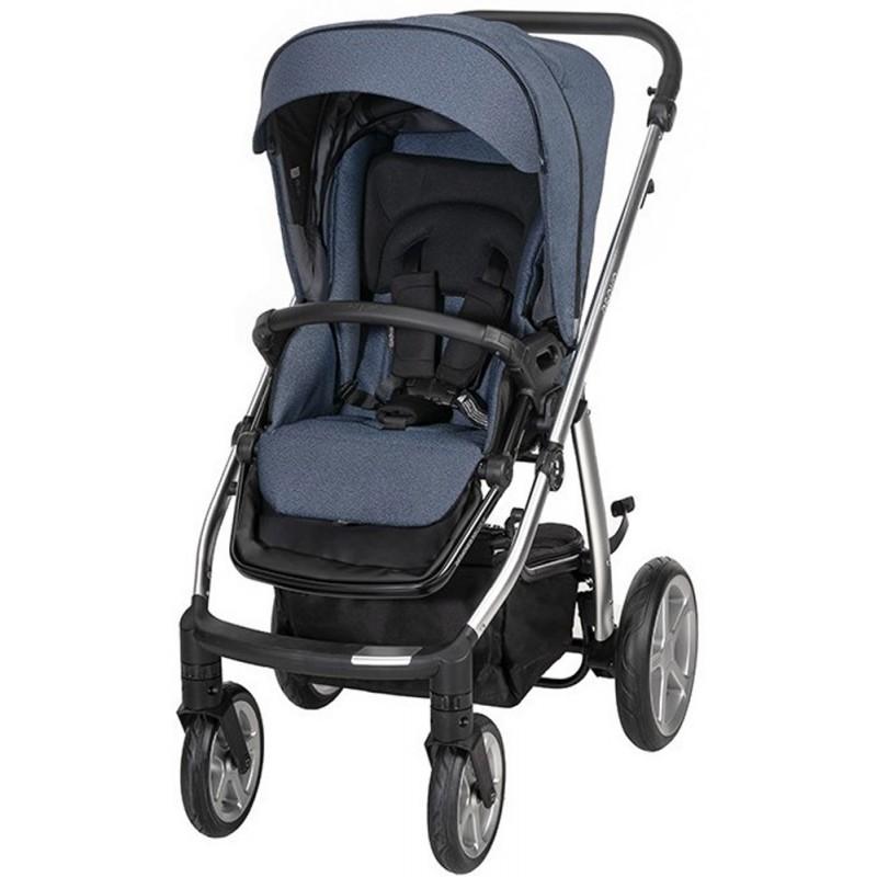 Babyactive Mommy Spring Summer + Cybex Aton 5 Wózek dziecięcy 3w1