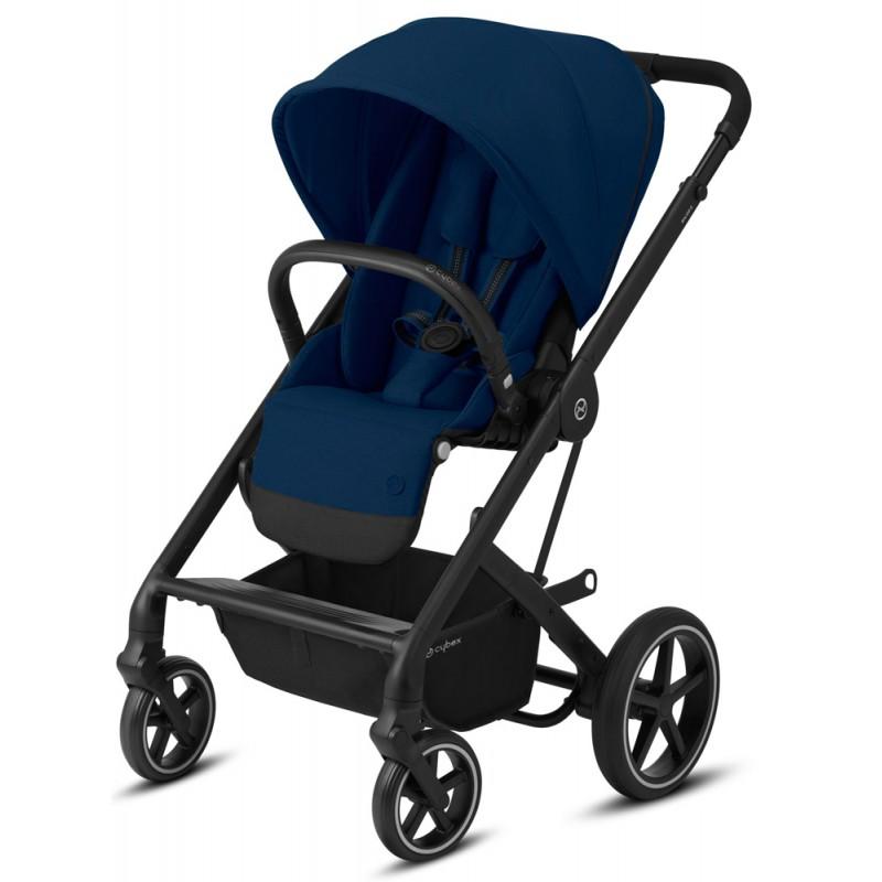 Baby Merc Faster 2 Style 4w1 Fotelik Kite + Baza Isofix Wózek dziecięcy