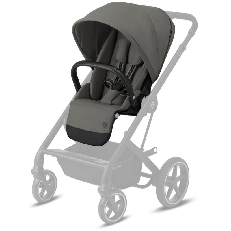 Baby Merc LA NOCHE Limited + Fotelik Kite Wózek  dziecięcy 3w1