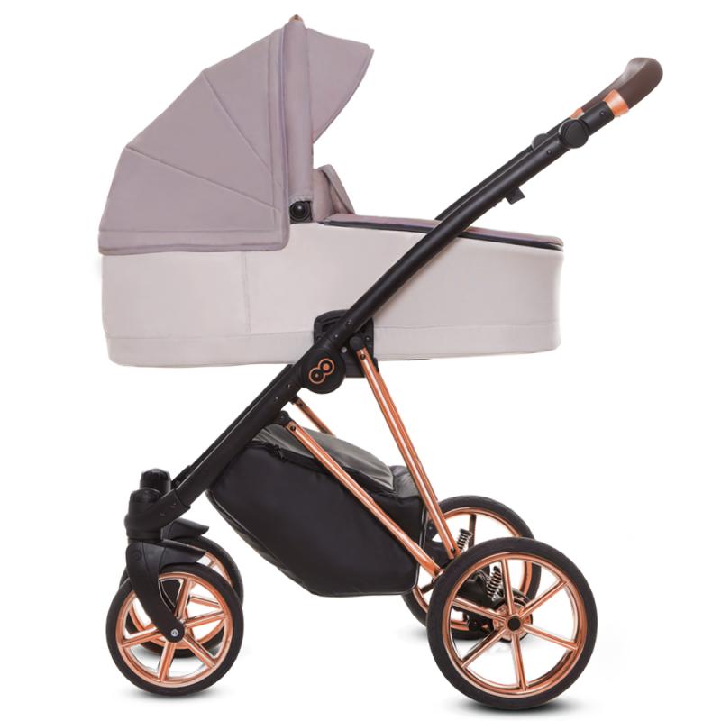 Wózek Baby Merc MANGO 3w1 Fotelik Kite