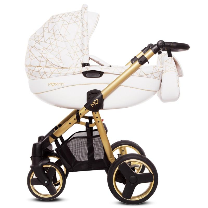 Wózek Baby Merc Faster 3 3w1 Fotelik Kite