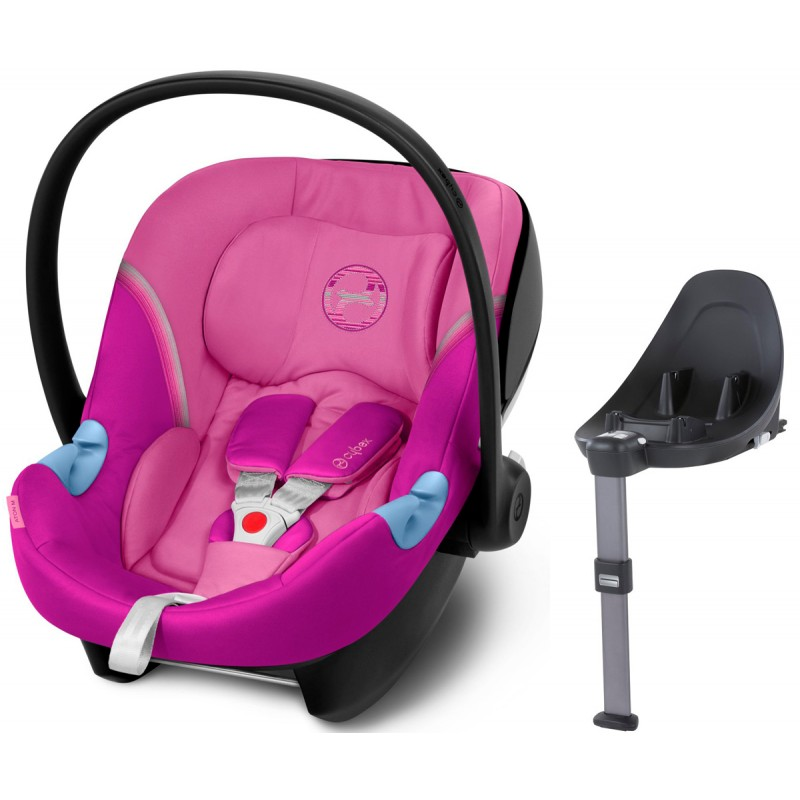 Wózek Babyactive Musse Ultra 4w1 Fotelik Cybex Aton 5