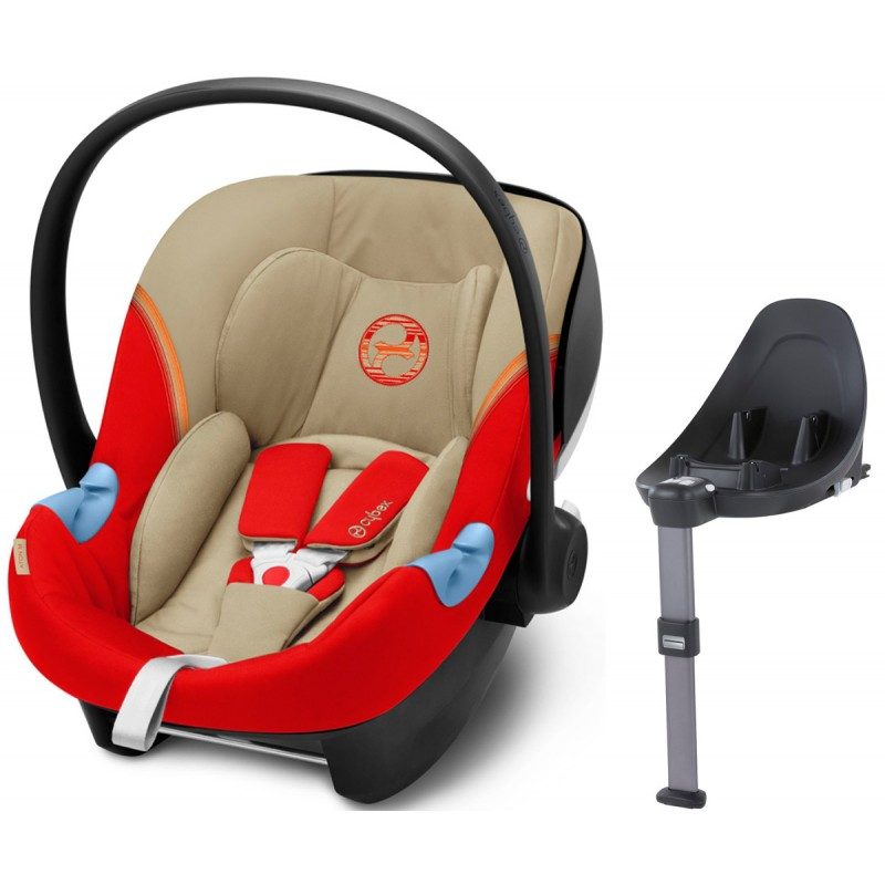 Babyactive Mommy Gold Magic + Fotelik Kite+ + Baza Wózek dziecięcy 4w1