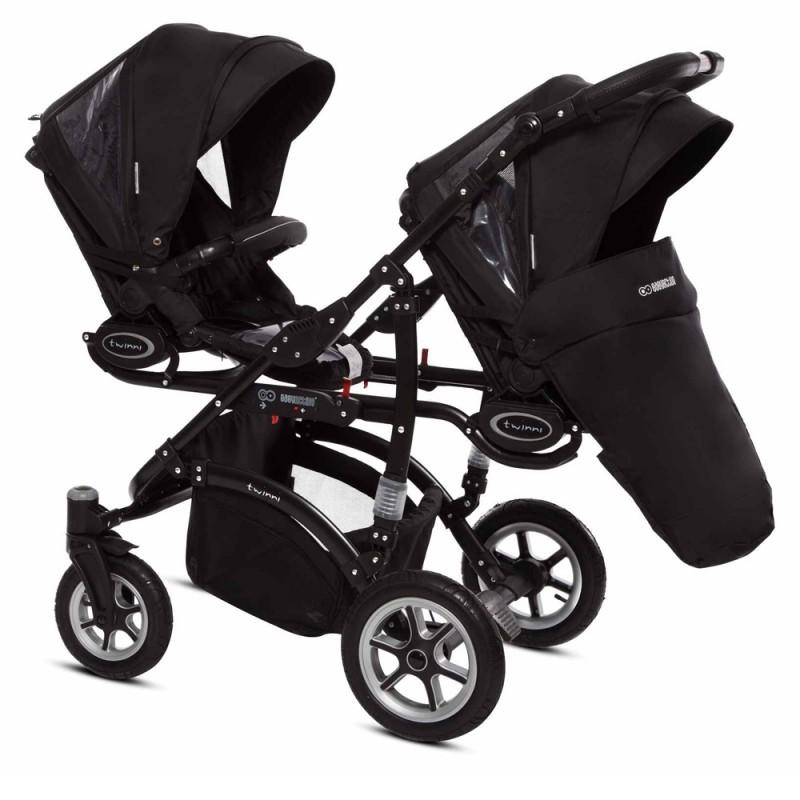 Babyactive Mommy Gold Magic + Fotelik CabrioFix + Baza FamilyFix Wózek...