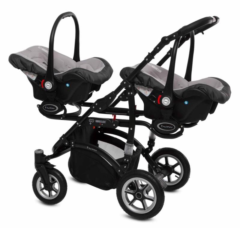 Babyactive Mommy Gold Magic + Fotelik Cybex Aton 5 Wózek dziecięcy 3w1