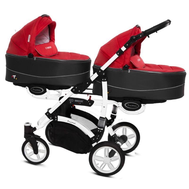 Babyactive Chic + Fotelik Pixel Wózek wielofunkcyjny 3w1