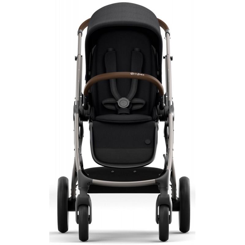 Dada Paradiso Apus Black Premium Wózek wielofunkcyjny 3w1