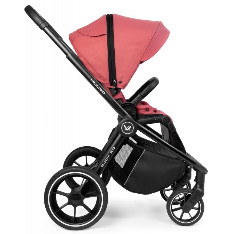 Babyactive Twinni Premium Wózek bliźniaczy   2w1