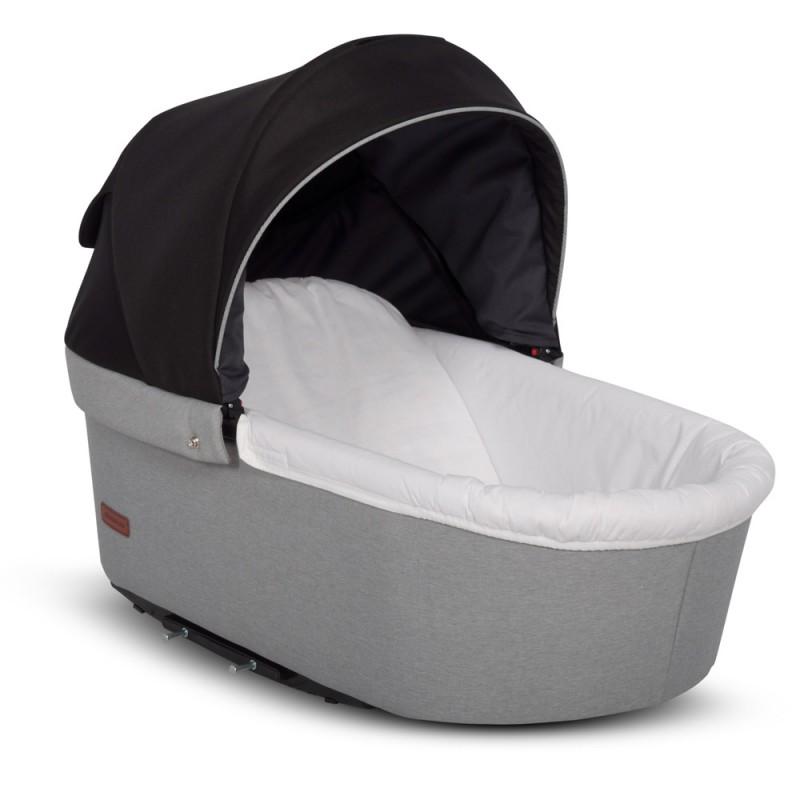 Euro-Cart Crox Wózek wielofunkcyjny 4w1 Gondola + Torba