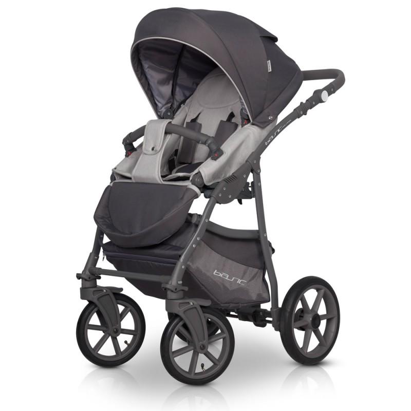 Euro-Cart Crox Wózek wielofunkcyjny 3w1 Gondola + Torba