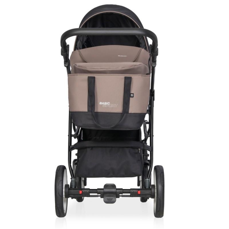 Euro-Cart Crox Wózek wielofunkcyjny 2w1 Wkład + Torba