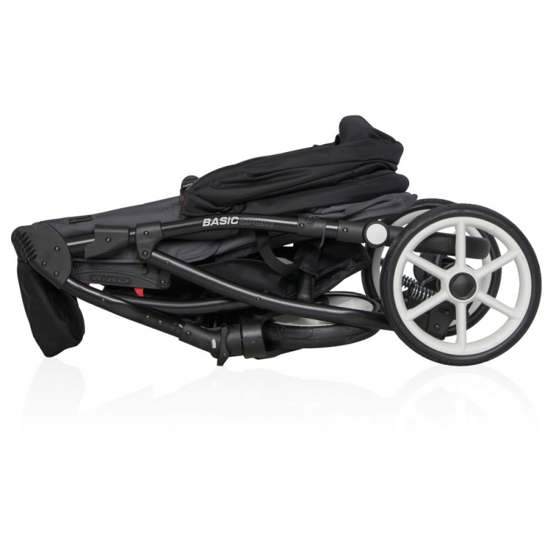 Euro-Cart Crox Wózek wielofunkcyjny 2w1 Wkład