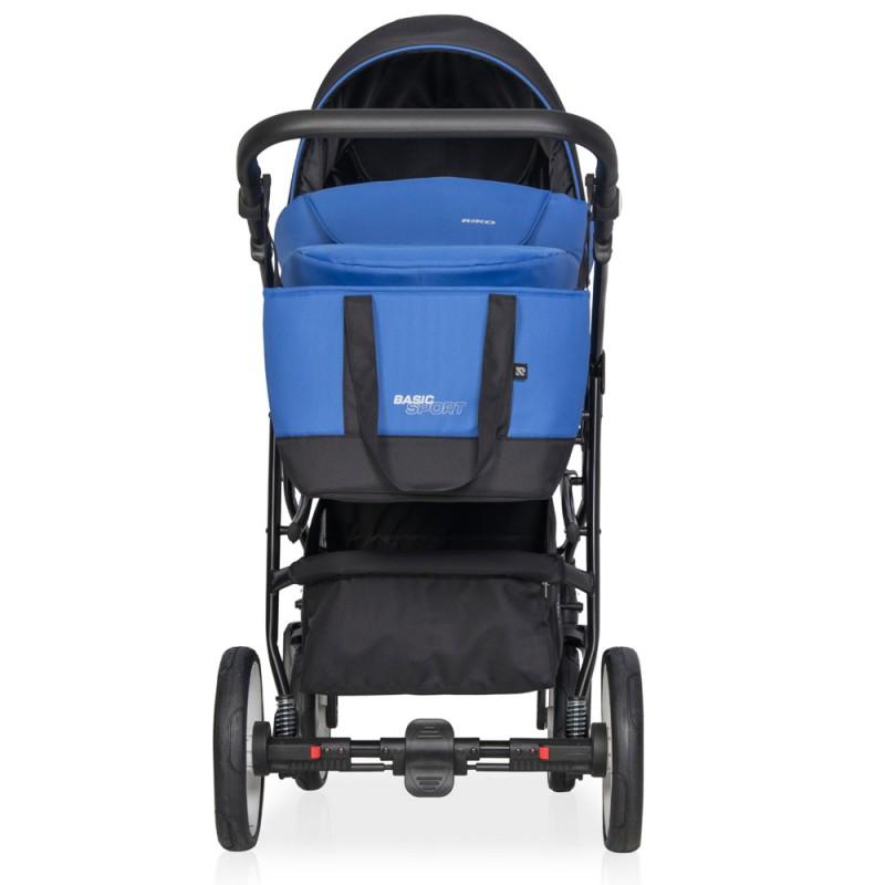 Euro-Cart Express + Fotelik Kite Wózek wielofunkcyjny 3w1