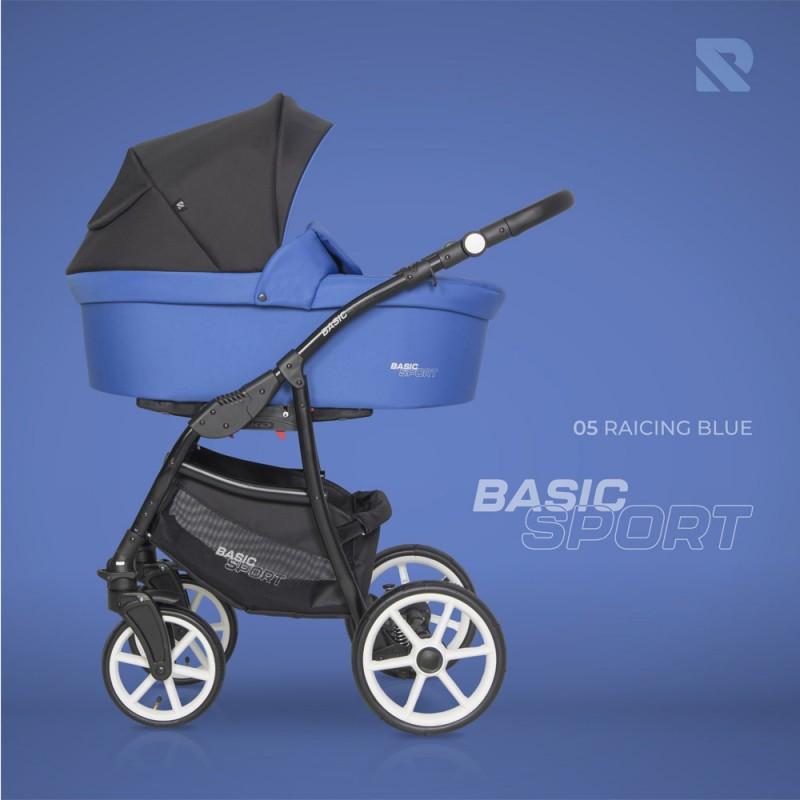 Euro-Cart Express + adaptery Maxi Cosi Wózek wielofunkcyjny 2w1