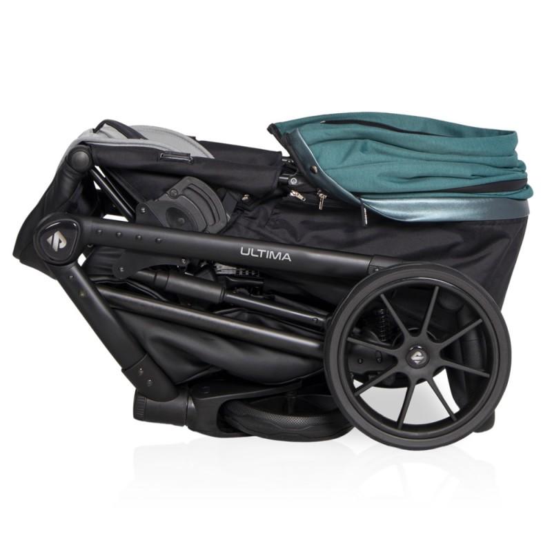 Riko Marla + Fotelik Kite Wózek wielofunkcyjny 3w1
