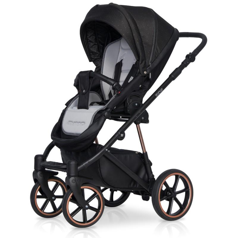 Kinderkraft MyWay Isofix RWF Fotelik samochodowy 0-36 kg Grey