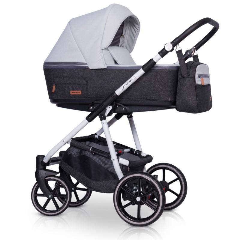 Riko Side + Fotelik Maxi Cosi Citi Wózek wielofunkcyjny 3w1