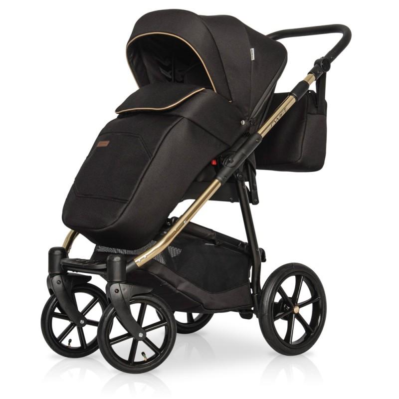 Babyactive Musse Ultra + Fotelik Cybex Aton 5 + Base 2-Fix Wózek dziecięcy 4w1