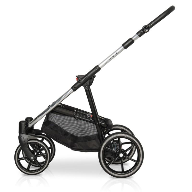 Babyactive Musse Ultra + Fotelik Maxi Cosi CabrioFix + FamilyFix Wózek...